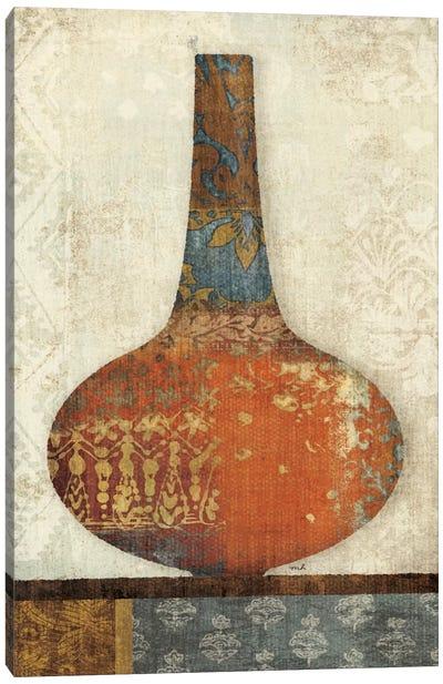 Indian Vessels I Canvas Art Print