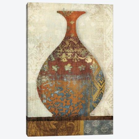 Indian Vessels II Canvas Print #WAC1022} by Moira Hershey Canvas Art Print