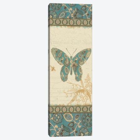 Natures Pattern II in Blue  Canvas Print #WAC1037} by Pela Studio Art Print