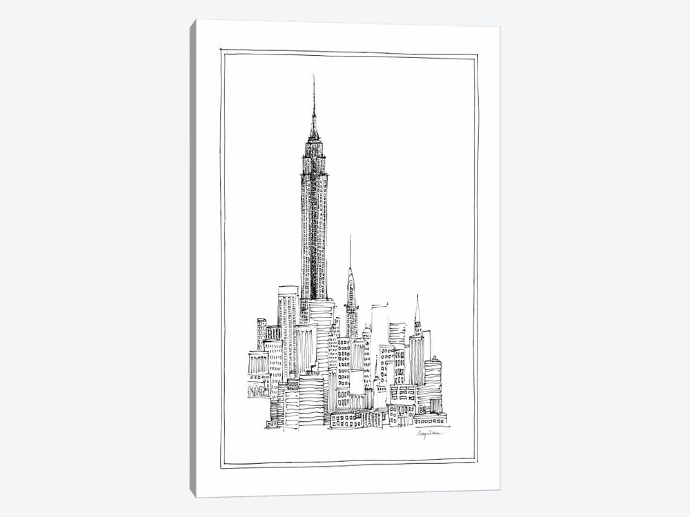 Empire State by Avery Tillmon 1-piece Art Print