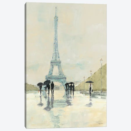 April in Paris Canvas Print #WAC107} by Avery Tillmon Canvas Art