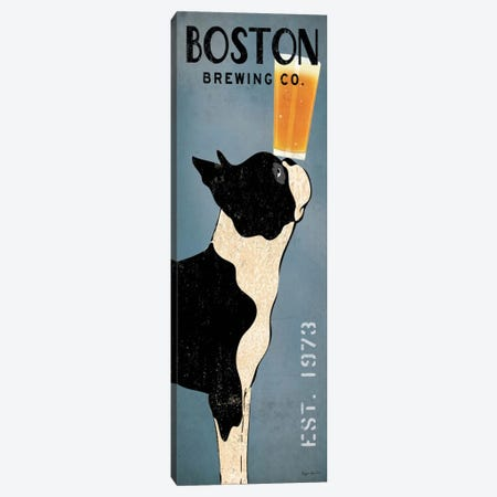 Boston Brewing Co.  Canvas Print #WAC1141} by Ryan Fowler Canvas Art