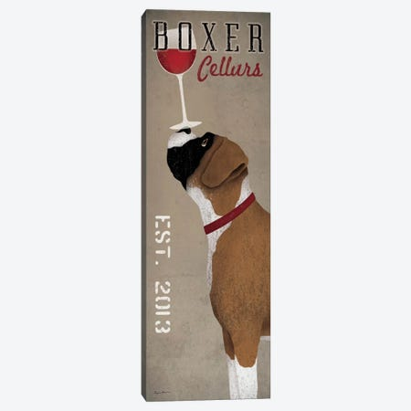 Boxer Cellars  Canvas Print #WAC1142} by Ryan Fowler Canvas Wall Art