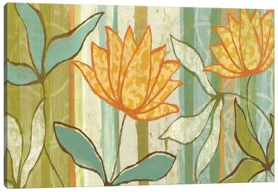 Isabella's Garden Canvas Art Print