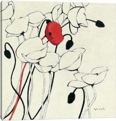 Filament de Vie I Canvas Print #WAC1179