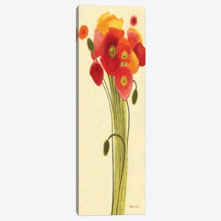 Sizzle III Canvas Print #WAC1190} by Shirley Novak Art Print