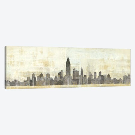 Empire Skyline  Canvas Print #WAC120} by Avery Tillmon Canvas Print