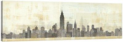 Empire Skyline  Canvas Print #WAC120