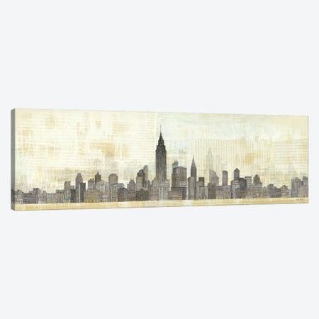 Empire Skyline  Canvas Print #WAC120} by Avery Tillmon Canvas Print