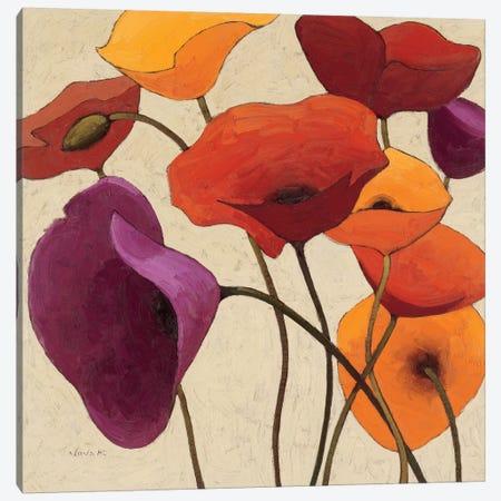 Up One  Canvas Print #WAC1214} by Shirley Novak Art Print