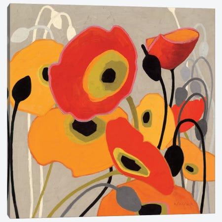Mango Tango I  Canvas Print #WAC1219} by Shirley Novak Canvas Wall Art