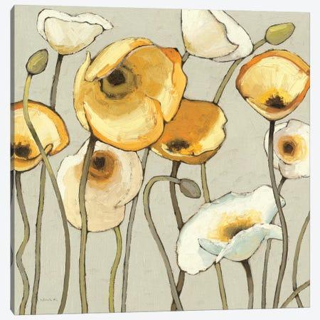 Jaune Gris II  Canvas Print #WAC1222} by Shirley Novak Canvas Art Print