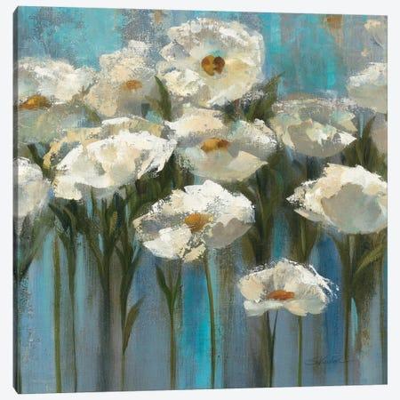 Anemones By The Lake II Canvas Print #WAC1236} by Silvia Vassileva Canvas Art Print