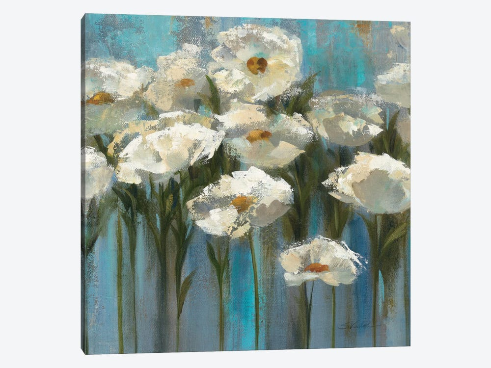Anemones By The Lake II by Silvia Vassileva 1-piece Canvas Wall Art