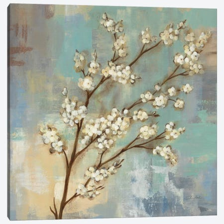 Kyoto Blossoms I Canvas Print #WAC1237} by Silvia Vassileva Canvas Print