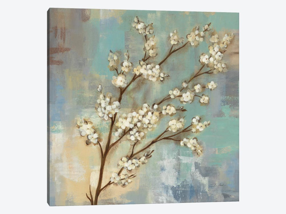 Kyoto Blossoms I by Silvia Vassileva 1-piece Canvas Print
