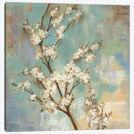 Kyoto Blossoms II Canvas Print #WAC1238} by Silvia Vassileva Canvas Wall Art