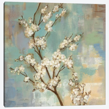 Kyoto Blossoms II Canvas Print #WAC1238} by Silvia Vassileva Canvas Wall Art
