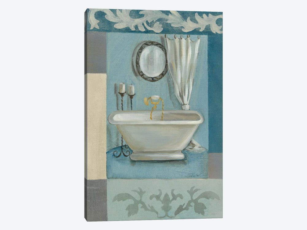 Bathroom Pictures And Canvases : Bathroom canvas art
