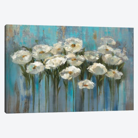 Anemones By The Lake I Canvas Print #WAC1242} by Silvia Vassileva Canvas Art Print