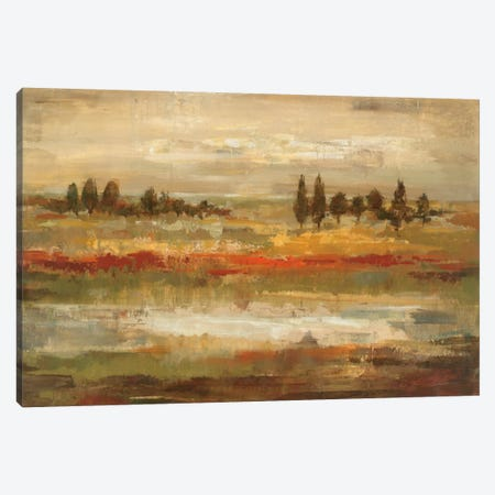 Summer Fields Canvas Print #WAC1243} by Silvia Vassileva Art Print