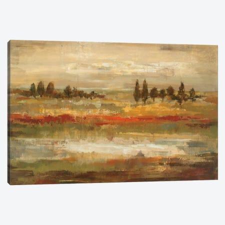 Summer Fields Canvas Print #WAC1243} by Silvia Vassileva Art Print
