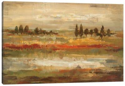 Summer Fields Canvas Art Print