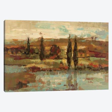 Hot Day By The River Canvas Print #WAC1247} by Silvia Vassileva Canvas Wall Art