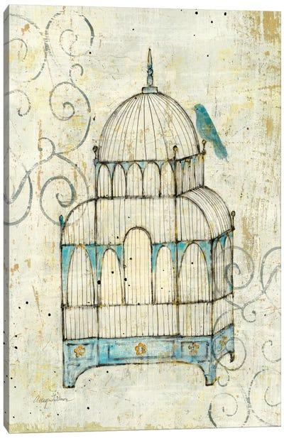 Bird Cage II  Canvas Art Print