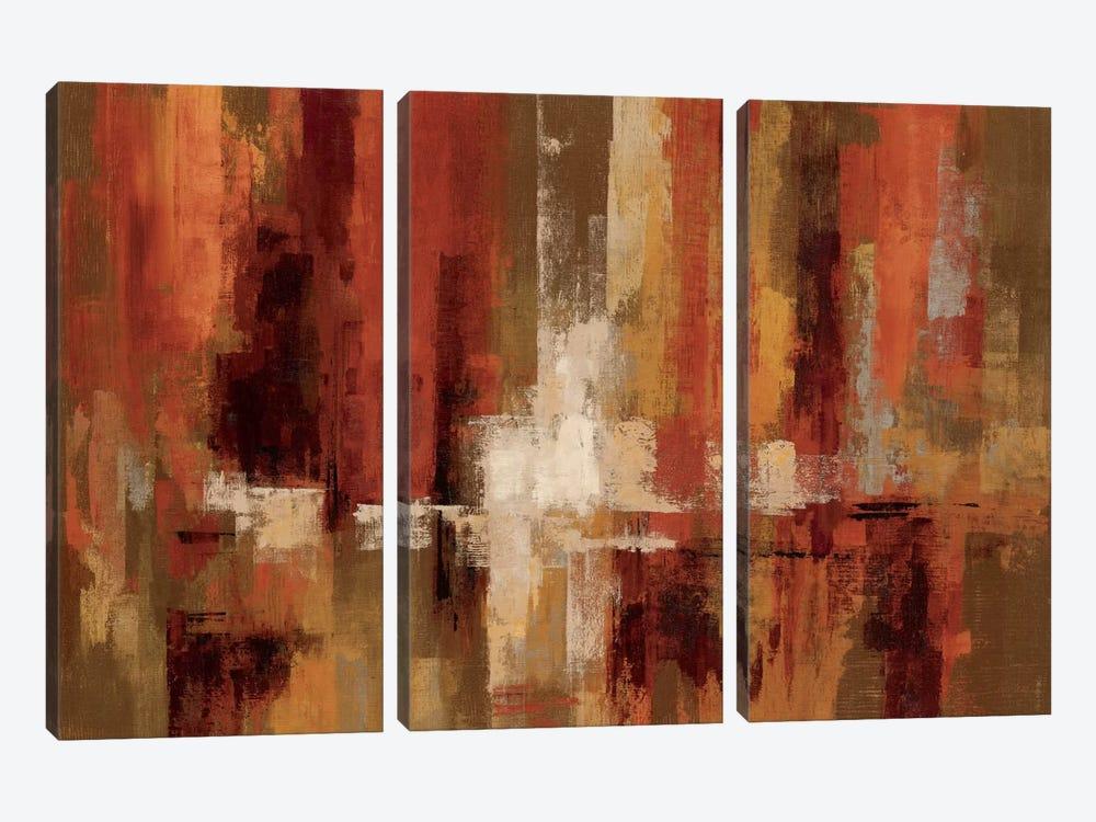 Castanets by Silvia Vassileva 3-piece Art Print