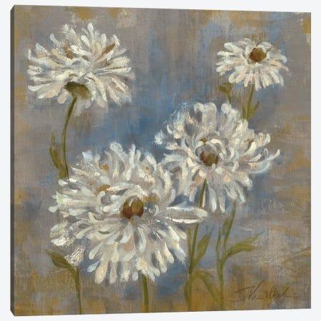 Flowers in Morning Dew II Canvas Print #WAC1264} by Silvia Vassileva Canvas Wall Art