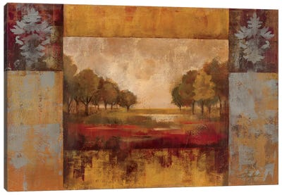 Landscape in Gold Canvas Print #WAC1272