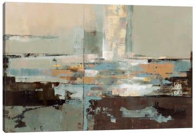Morning Haze Canvas Art Print