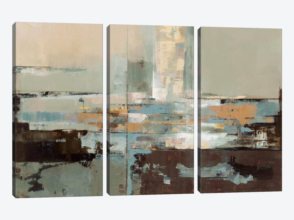 Morning Haze by Silvia Vassileva 3-piece Canvas Print