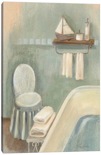Steam Bath I Canvas Print #WAC1287