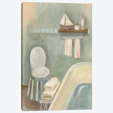 Steam Bath I Canvas Print #WAC1287} by Silvia Vassileva Canvas Artwork