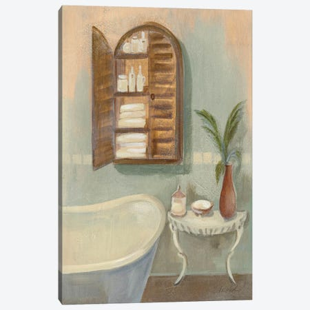 Steam Bath II Canvas Print #WAC1288} by Silvia Vassileva Canvas Print