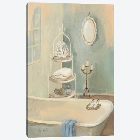 Steam Bath IV Canvas Print #WAC1290} by Silvia Vassileva Canvas Artwork