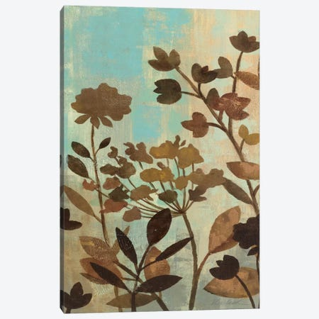 Enchanted Garden I  Canvas Print #WAC1293} by Silvia Vassileva Canvas Art