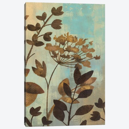 Enchanted Garden II  Canvas Print #WAC1294} by Silvia Vassileva Art Print
