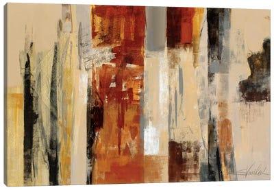 Urban Morning Canvas Print #WAC1302