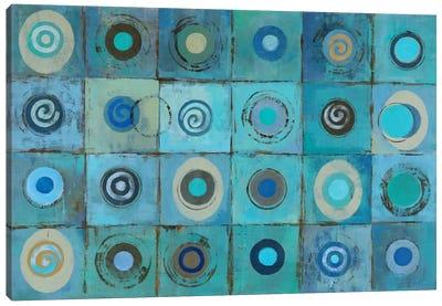 Underwater Mosaic Canvas Print #WAC1303
