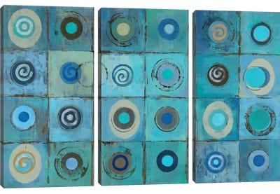 Underwater Mosaic Canvas Art Print