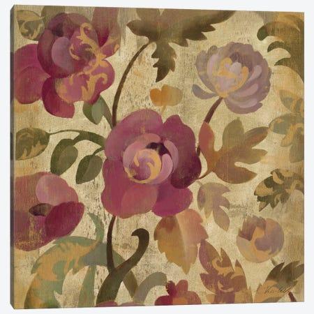 Shimmering Garden I Canvas Print #WAC1311} by Silvia Vassileva Canvas Art Print