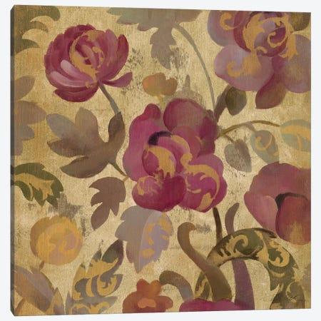Shimmering Garden II Canvas Print #WAC1312} by Silvia Vassileva Canvas Print