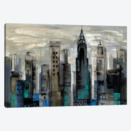 New York Moment  Canvas Print #WAC1319} by Silvia Vassileva Canvas Art Print