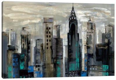 New York Moment  Canvas Art Print