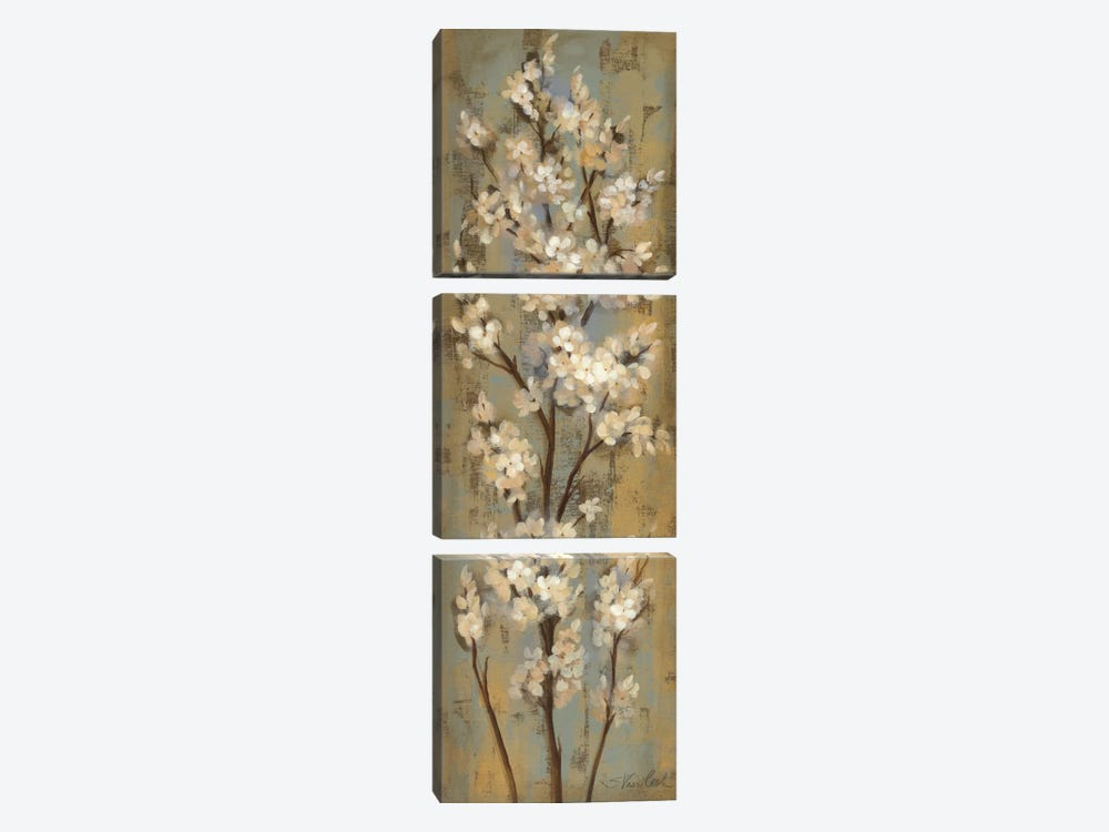Almond Branch II by Silvia Vassileva 3-piece Art Print