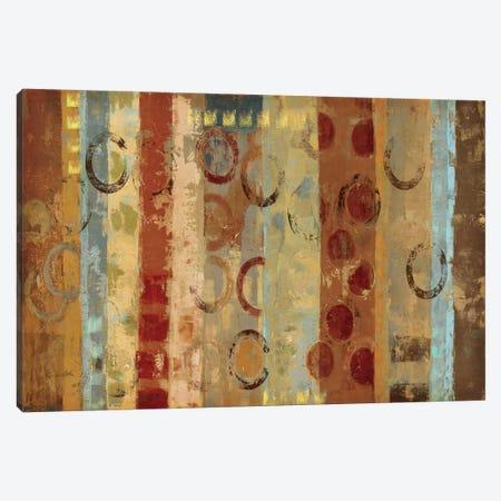 Eastern Magic Carpet  Canvas Print #WAC1359} by Silvia Vassileva Canvas Art Print