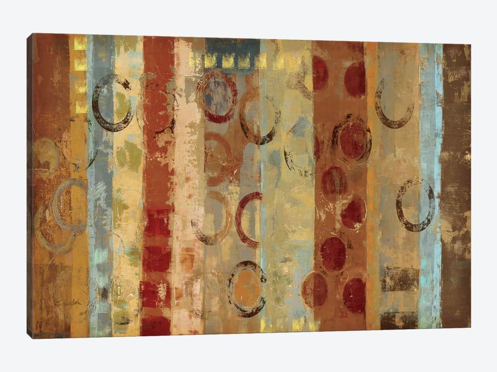 Eastern Magic Carpet  by Silvia Vassileva 1-piece Canvas Artwork